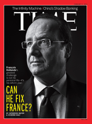 Seven minutes only for portrait of François Hollande | Photographer :Marco Grob | PHOTOGRAPHERS | Scoop.it