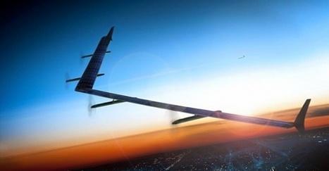 Facebook revela avión solar que dará Internet gratis | Educación y TIC en Mza | Scoop.it