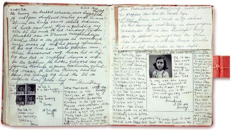 Estados Unidos obliga a Wikimedia Commons a retirar las copias de Diario de Ana Frank   Propiedad intelectual e industrial-Jabetza intelektuala eta Jabetza industriala   Scoop.it
