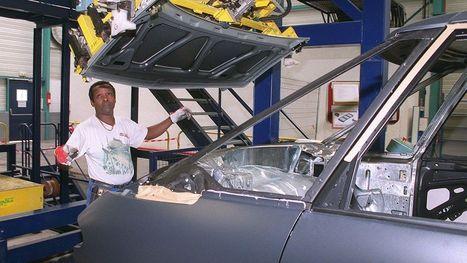 Les frais de carrosserie après la grêle: de 1000 à 2500 euros - RTBF Societe | Actualités carrosserie et automobile | Scoop.it
