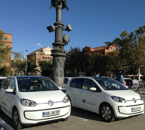VW e-Up! Review (VIDEOS + PICTURES)   Sustain Our Earth   Scoop.it