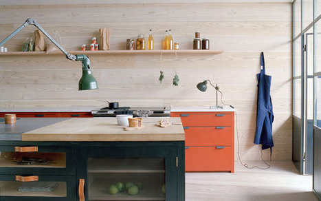 How to design a trendy eclectic kitchen - Telegraph | BKDA  Continuing Professional Development Archive | Scoop.it