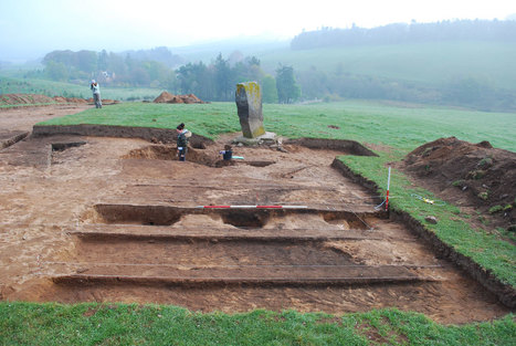 Archaeologists uncover Pictish seat of power | Archaeological News | Roman Archeology | Scoop.it