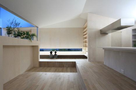 katsutoshi sasaki restores i.n.g house for dual family living - designboom | architecture & design magazine | architecture | Scoop.it