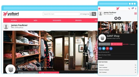 Yo!Kart Review : Best eCommerce Platform to Build Multi Vendor Marketplace | Custom eCommerce Website Development | Scoop.it