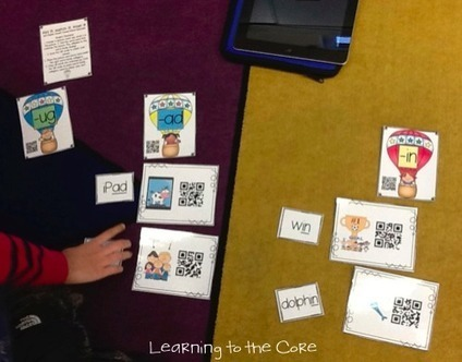 Learning to the Core: Tune into Technology: QR Codes | Edtech PK-12 | Scoop.it