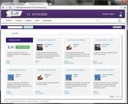 E&N : Une plateforme libre et gratuite pour déposer ses cours en ligne | Langues, TICE & pédagogie | Scoop.it