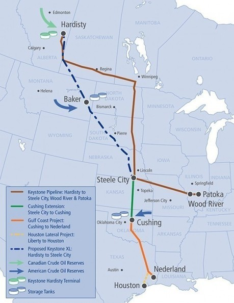 Recycled Keystone XL Report Doesn't Add Up - Forbes | Domina Issues | Scoop.it