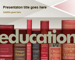 Adult Education PowerPoint Template | Free Powerpoint Templates | PowerPoint Presentation Library | Scoop.it