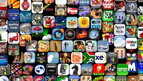 Technochalkie: First Apps for the iPad | Educators love iPads | Scoop.it