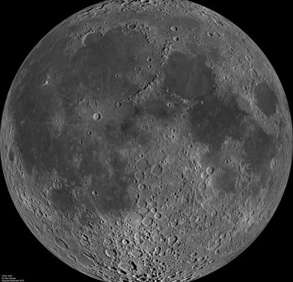New finding supports Moon creation hypothesis | Sustain Our Earth | Scoop.it