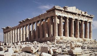 La arquitectura griega y el Partenón de Atenas: lo que no vemos | Qué Aprendemos Hoy | Mundo Clásico | Scoop.it