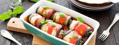 Delicious Eggplant Rollatini Recipe   Vegan Food   Scoop.it