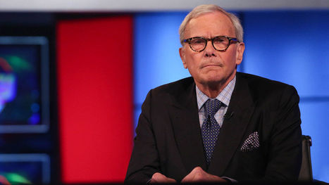 Tom Brokaw On How To Talk To Anyone | 21st Century Leadership | Scoop.it