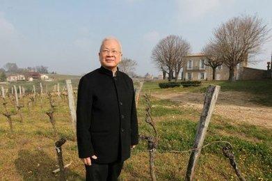 Avec trois châteaux, Peter Kwok fait sa campagne des primeurs   Le vin quotidien   Scoop.it