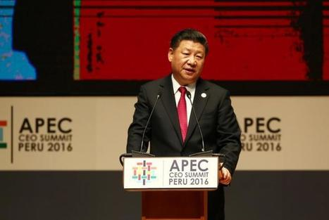 China's Xi calls for 'smooth transition' in relationship with U.S | History | Scoop.it