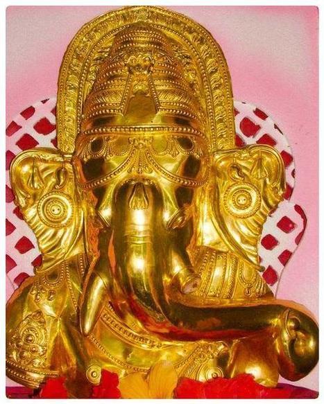 Lord Shree Ganesha on Twitter | Ganesha Sharanam | Scoop.it