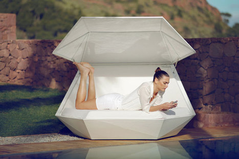 ramon esteve: faz daybed for vondom | Designer | Scoop.it