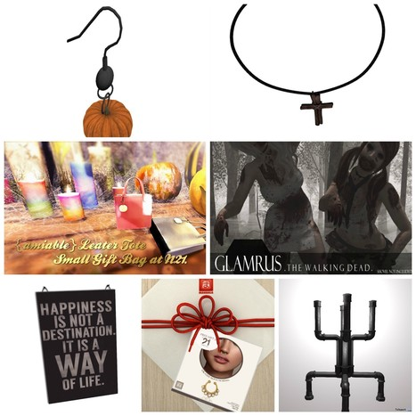 Several Halloween Gifts @ N21 Event by Various Designers | Teleport Hub - Second Life Freebies | Second Life Freebies | Scoop.it