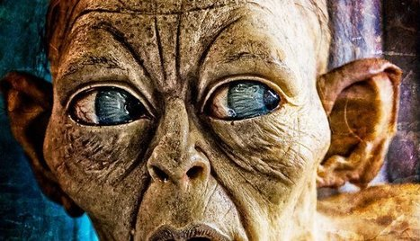 """Lord of the Rings: Like Gollum, Do You Have a Bad """"Precious""""? 