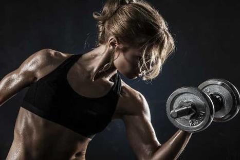 Top 5 de ejercicios que te hacen sudar más   Vida y Salud   Scoop.it