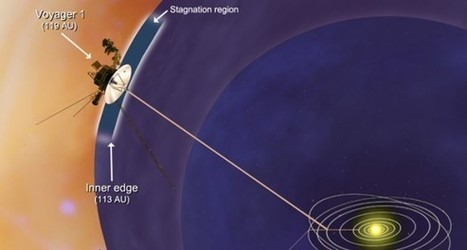 Voyager in uncharted space, pushing at the edge of the universe | Geek-Cetera | Geek.com | ub3r newz | Scoop.it