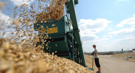 Russia Overtakes America's Position in World Agricultural Market | Global politics | Scoop.it