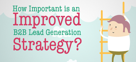 How Important is an Improved B2B Lead Generation Strategy? | Lead Generation Strategy, Concepts and Ideas | Scoop.it