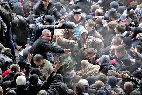 Se sacude el tablero: el conflicto por Crimea decide el nuevo orden mundial | Recursos d'història | Scoop.it