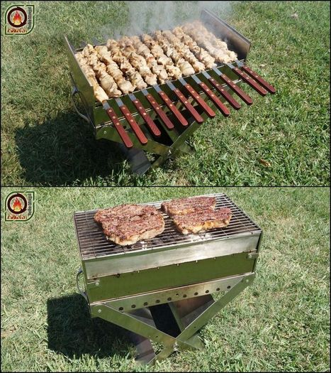 Charcoal Barbecue Grill | Scope | Scoop.it