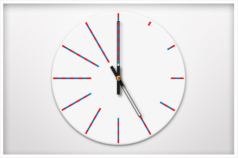 Imaginer les Horloges de Montessori - Le Jardin de Kiran | Bouge ma vie - Montessori | Scoop.it