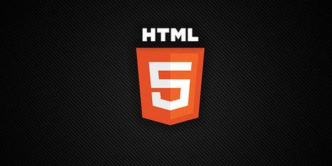 HTML5 : Introduction   Gloird   Scoop.it