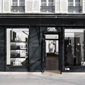 Karl Lagerfeld ouvre son premier concept store | L'actu de la grande distribution | Scoop.it