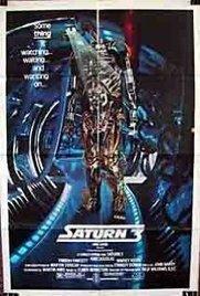 Um Dia fui ao Cinema: Saturn 3 [1980] | Books, Photo, Video and Film | Scoop.it