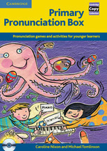 Primary Pronunciation Box - English as a Second Language - Cambridge University Press | #AsiaELT | Scoop.it