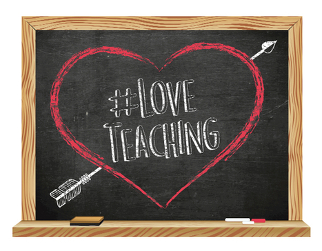 Amidst all the challenges facing education today, teachers want you to know that they still #LoveTeaching | www.online - educa.com | Scoop.it