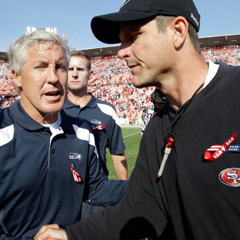 Seahawks, 49ers see mirror images in each other ... - Yahoo! Sports | Sports Facility Management 4095530 | Scoop.it