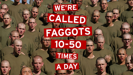 Don't Ask, Don't Tell, Faggot: Inside Marine Corps Boot Camp | Gay Lifestyles | Scoop.it
