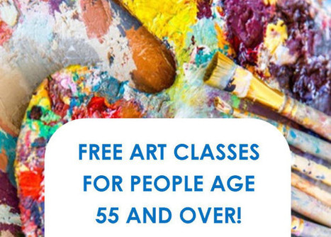 Johnson City Public Library » Artful Aging | Tennessee Libraries | Scoop.it