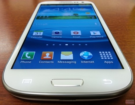 AT&T Galaxy S III Gets Treated To KitKat In Latest OTA Update (I747UCUFNE4 ... - Android Police | Android in Education | Scoop.it