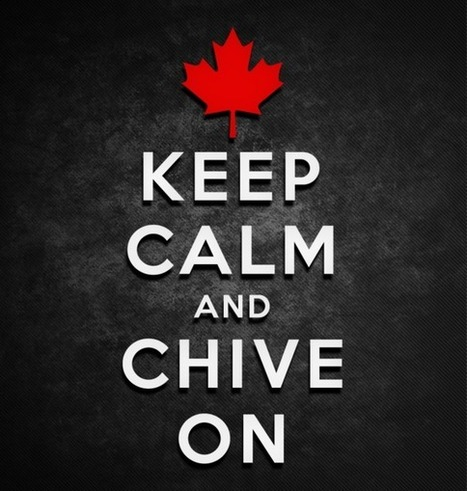 Canada Chive On Sticker | KCCO Stickers | Scoop.it