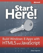 Coming soon: Start Here! Build Windows 8 Apps with HTML5 and JavaScript - Microsoft Press - Site Home - MSDN Blogs | www.ebookzdownload.com | Scoop.it