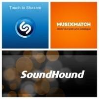 Best App for Identifying Music: Shazam, Soundhound, or MusixMatch? | Evolver.fm | MUSIC:ENTER | Scoop.it
