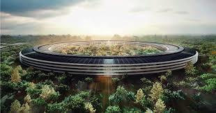 The Awesome Scale Of The New Apple Campus, Captured By Drone | Real Estate Plus+ Daily News | Scoop.it
