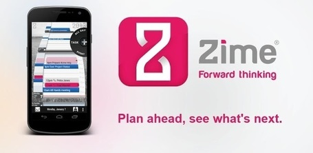 Zime (BETA) | To-do + Calendar - Android Apps on Google Play | Android Apps | Scoop.it