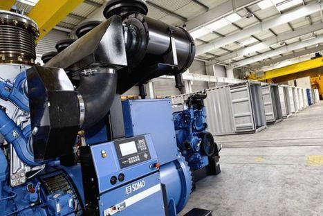 Le groupe SDMO investit 4 millions d'euros à Brest - Quotidien des Usines | AFEIT | Scoop.it