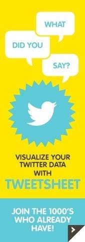 Graphical Bios. Stunning. Simple. | Vizify | IKT och iPad i undervisningen | Scoop.it
