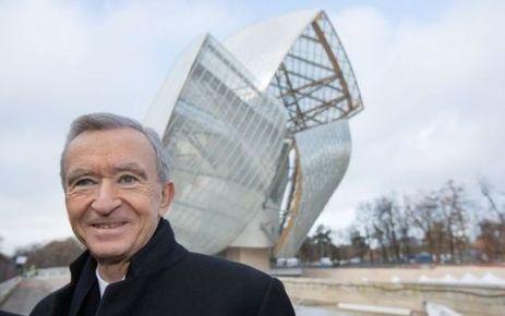 La Fondation Louis-Vuitton, le joyau architectural   Fondation d'art contemporain   Scoop.it
