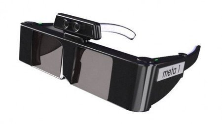 Meta Space Glasses: Better Augmented Reality than Google Glass? - HUD Display - Augmented Reality | HUD Display and Augmented Reality | Scoop.it