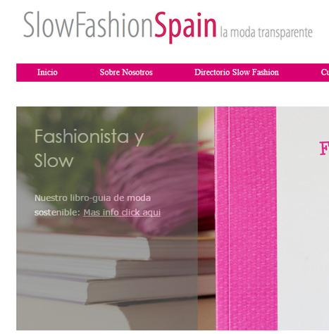 SlowFashionSpain | Ecodiseño y Sostenibilidad 2, 3 y 4 | Scoop.it